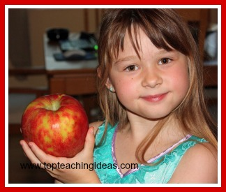 Food Teaching Theme - Healthy Eating for Kids