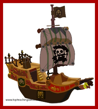 pirate-ship-pirate-theme