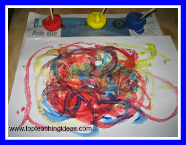 science-activities-ice-painting