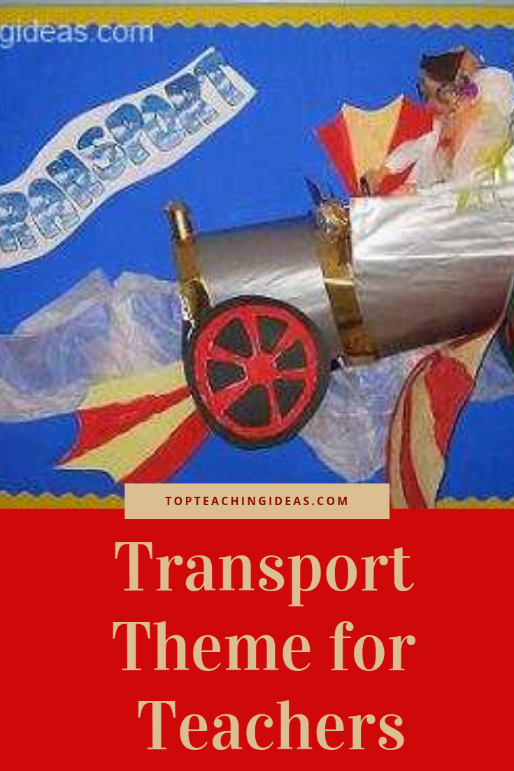 Transport Teaching Theme Ideas for Classroom Teachers