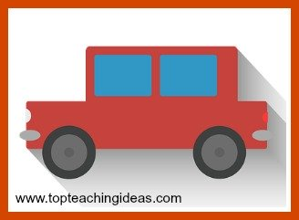 car outdoor activities for kids