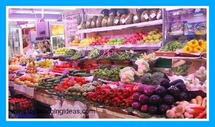 Food Teaching Theme For Early Years Teachers