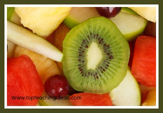 Food Teaching Theme - Easy Recipes