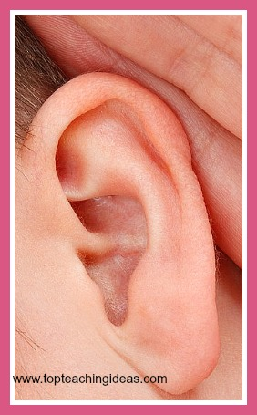 listening activities for kids - chinese whispers